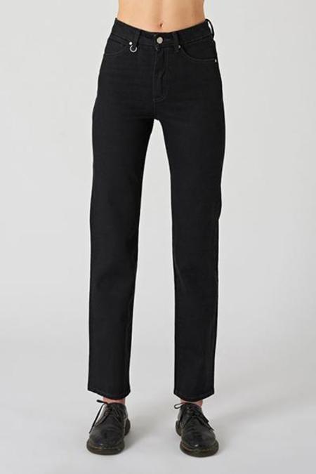 NEUW Marilyn Straight Jeans - Zero All Nighter