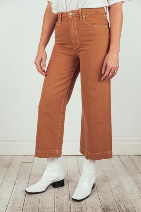 NEUW Pixie Trousers - Cognac
