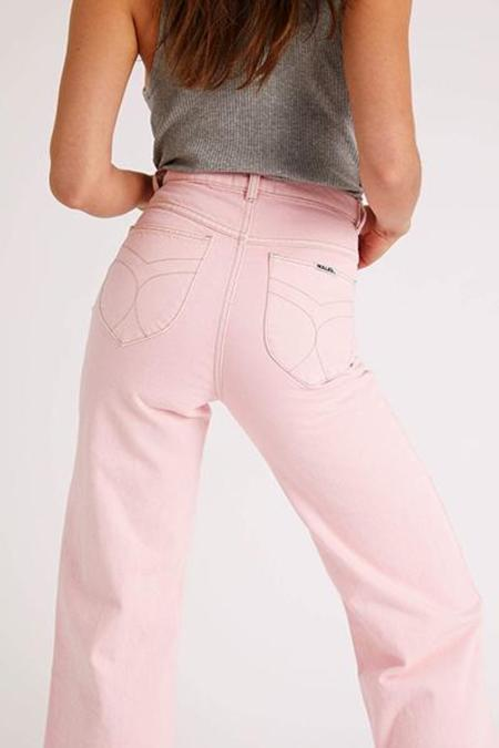 Rollas Sailor Jean - 80s Pink
