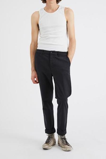 NEUW Studio Pant - Washed Black