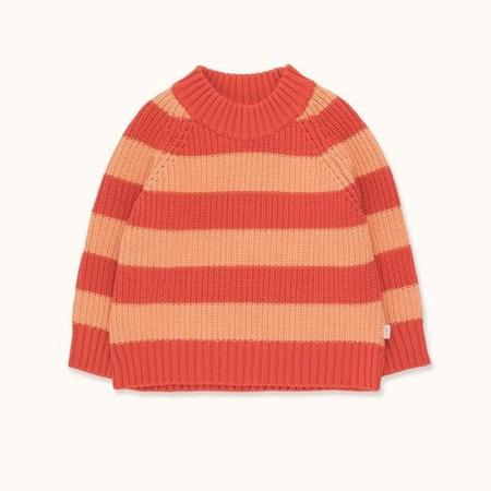 Kids Tinycottons Stripes Sweater
