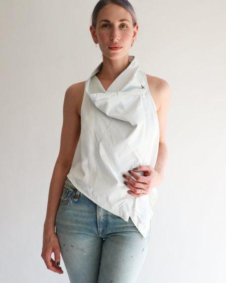 [pre-loved] Helmut Lang Leather Vest