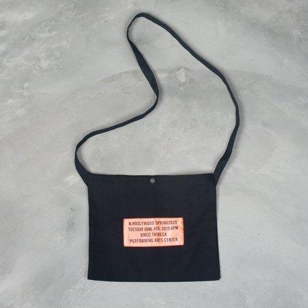 N.Hoolywood Sacoche Bag - Black