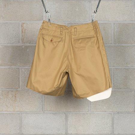 kolor / BEACON Shorts - Beige