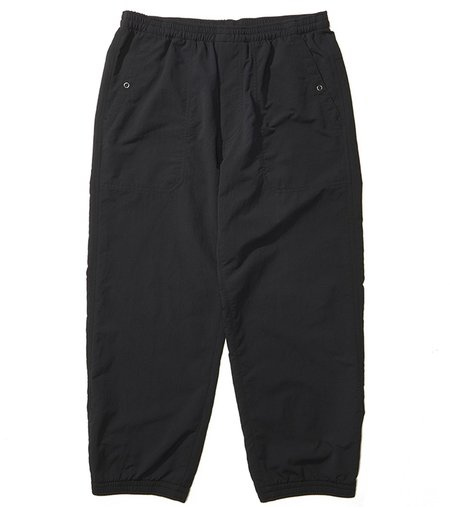 Nanamica ALPHADRY Easy Pants - Black