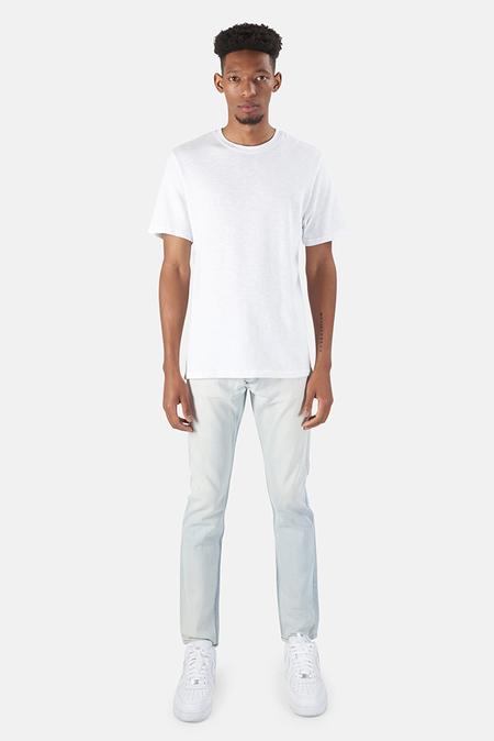Blue&Cream HL Denim Pants - Bleach Out