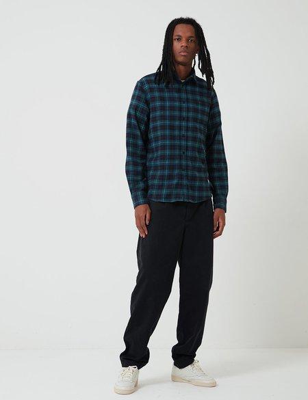 Edwin Don Flannel Tartan Shirt - Greener Pastures