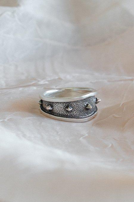 Morgaine Faye Pitfall Ring