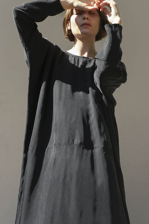 Priory Iku Dress in Black