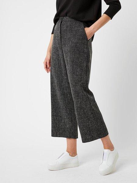 Great Plains Modern Tweed Trousers - Black Multi