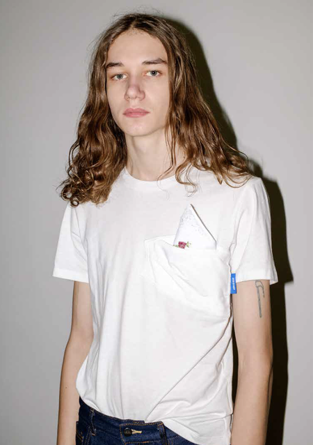 Anton Belinskiy Uniqlo Recycling T-shirt