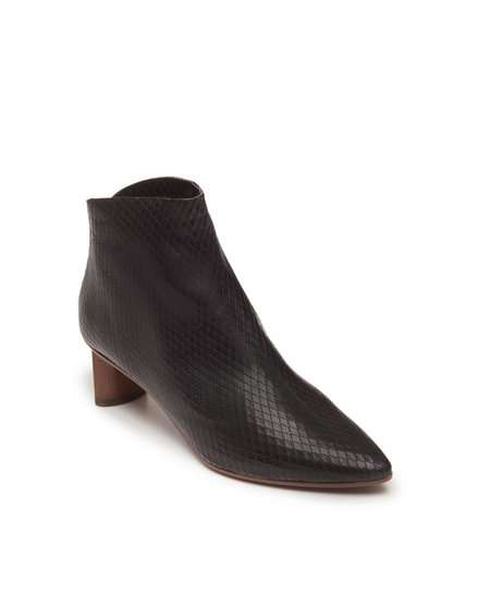 Coclico Whip Bootie - BLACK