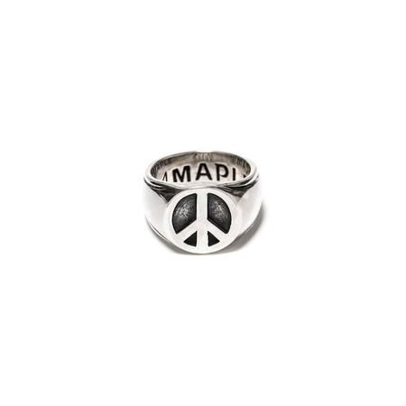 MAPLE Peace Ring - Silver 925