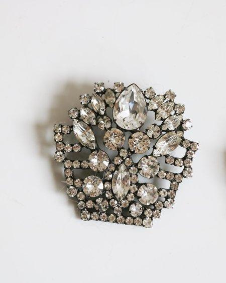 [Pre-loved] Jennifer Behr Shoe Clips - Silver