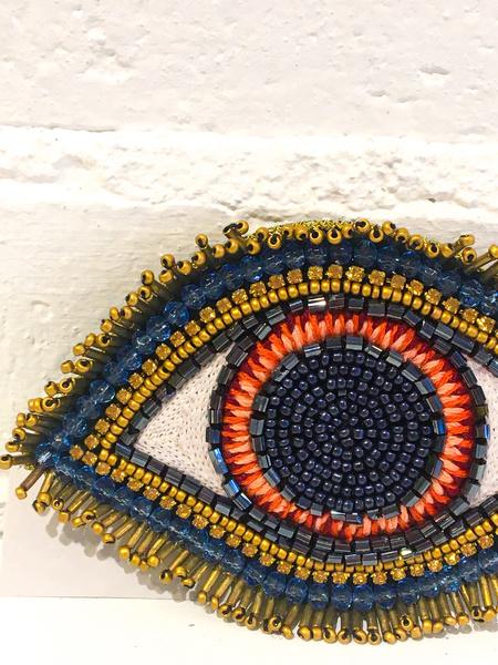 Bella Jones Eye Brooch