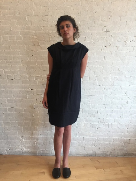 Virginia Bizzi Voreo Dress - Black