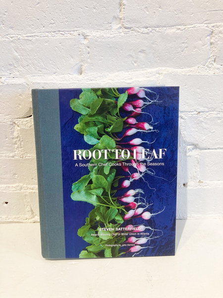 "Harper Wave ""Root to Leaf"" by Steven Satterfield Book"