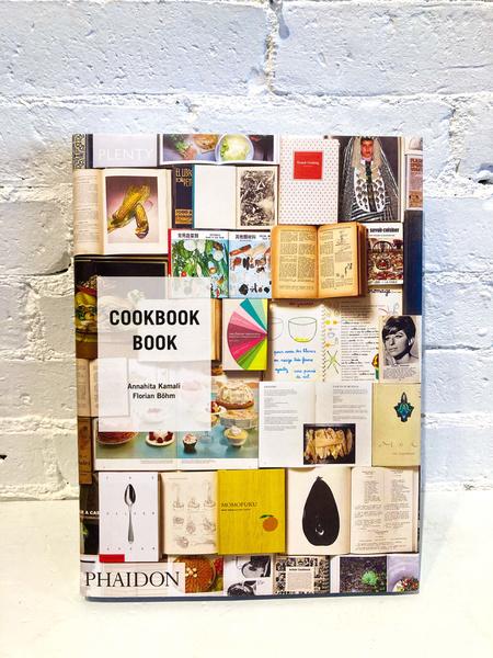 "Phaidon ""Cookbook Book"" by Annahita Kamali and Florian Böhm Book"