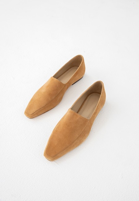 Mari Giudicelli Madison Loafer - Tan