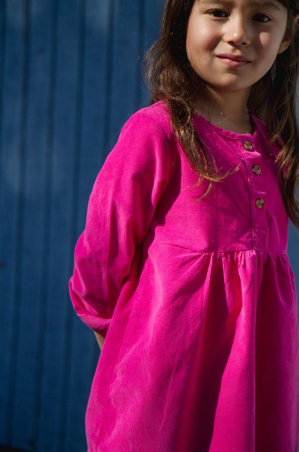 Kid's Boy+Girl Shirt Dress