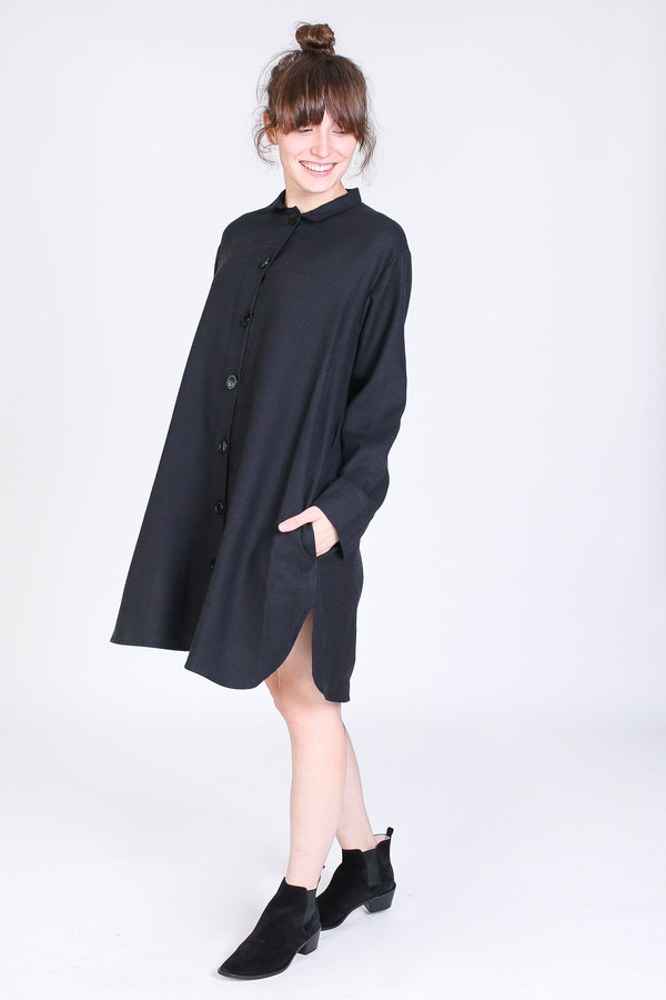SBJ Austin Stacey dress in black