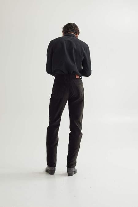 Sefr Sin Cord Jeans - Black