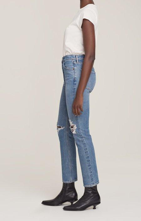 Agolde Wilder Jeans - Whiplash