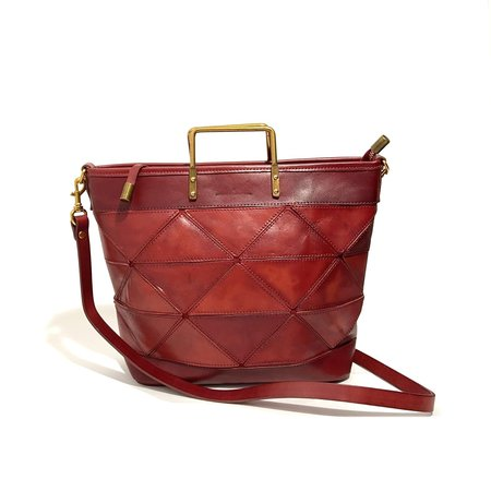 Uppdoo Large Origami Bag - Red