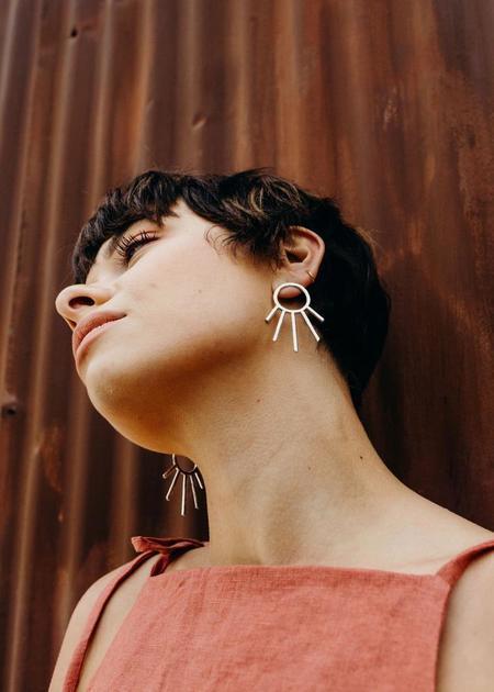 Take Shape Studio Halo Earrings