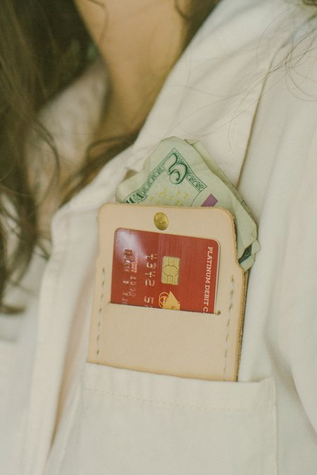 Noah Marion Sam Browne Wallet