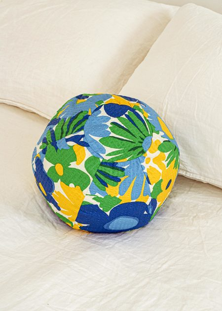Klay x Penny Sage Globe Cushion - Wildflower
