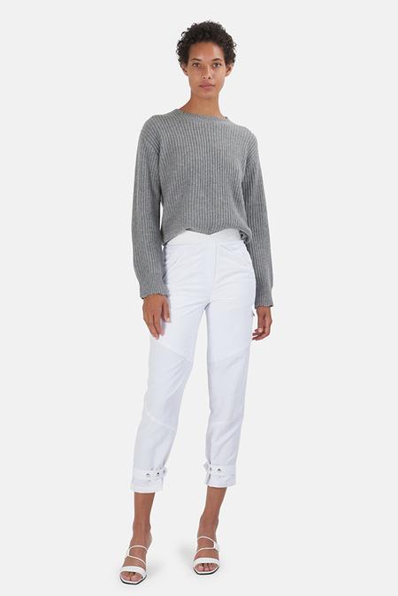RtA Dallas Cargo Pants - White