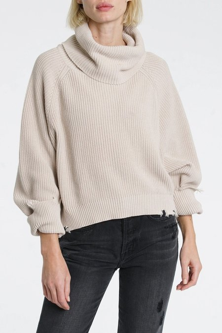 Pistola Hadley Turtleneck Sweater - Dove