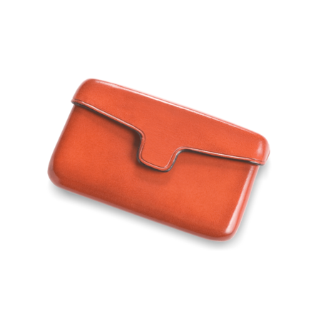 Il Bussetto Leather Business Card Holder