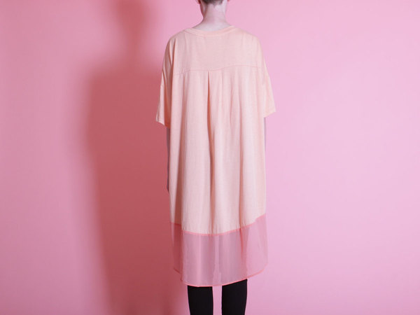 Kai-aakmann Knit Tee Shirt