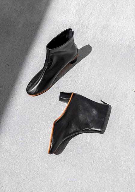 Martiniano High Leone Boots - Black