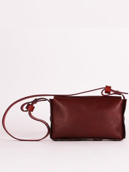 Kate Sheridan Cube Bag - Plum
