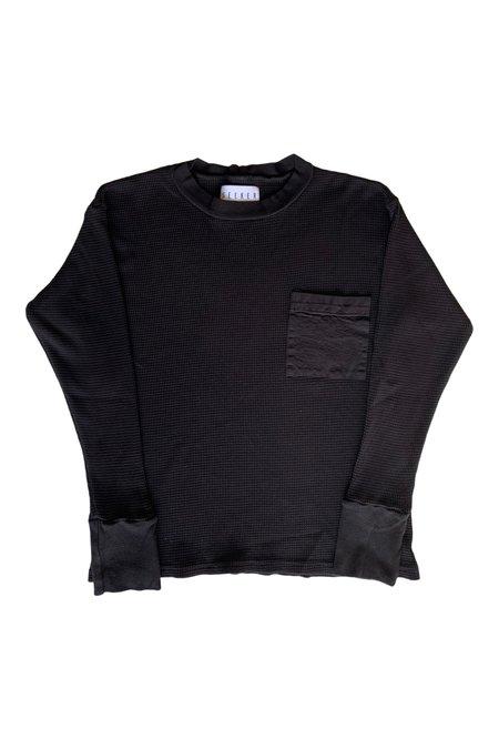 Seeker Thermal Long Sleeve - Black