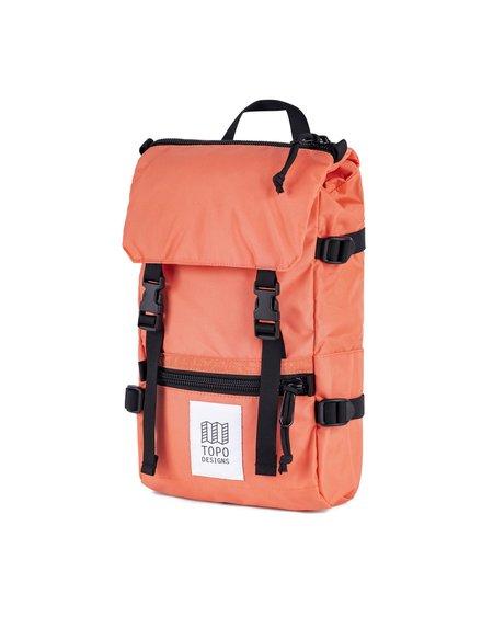 Topo Designs Mochila Rover Pack Mini - Coral