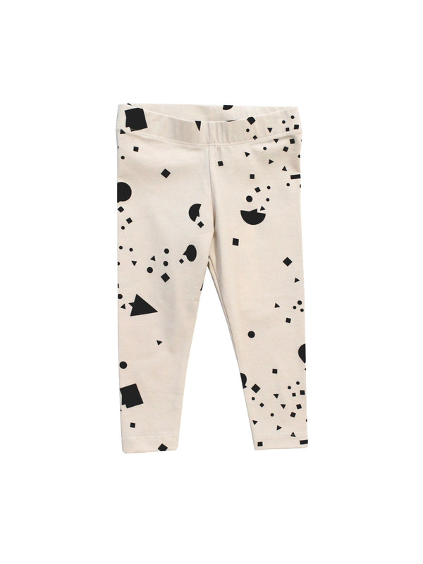 Kid's Tiny Cottons GEOMETRY CHAT PANT