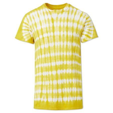 Unisex Studio One Eighty Nine Ayumi Cotton Hand-Batik S189 T-shirt - Yellow