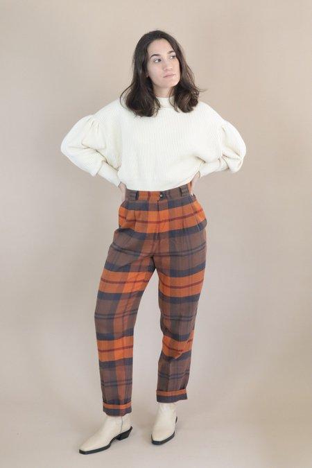 Rita Row Guri Trousers - Checkered