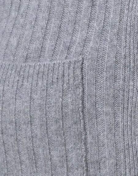 Repeat Cashmere Sweater Cardigan - Grey