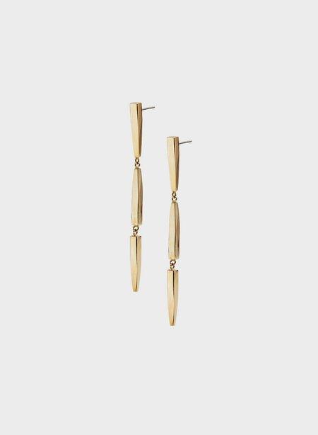 Soko Imara Twist Dangle Earrings