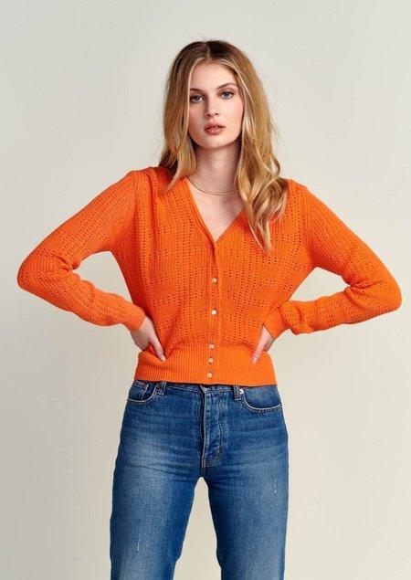 Bellerose Uoss Cardigan - Orange