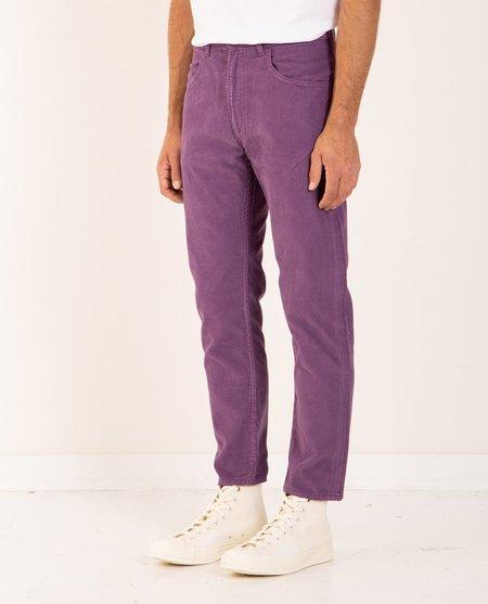 Levi's Vintage 1970's 519 Cords Pants - Grape Jam