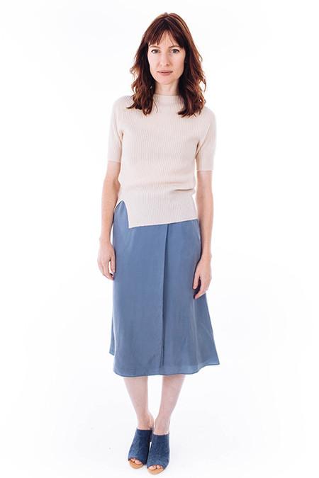 PLANTE Marigold Skirt in Blue