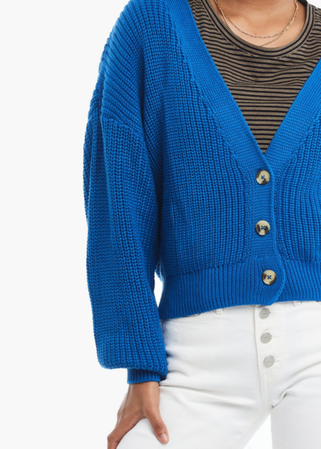 ABLE Virginia cardigan - lapis