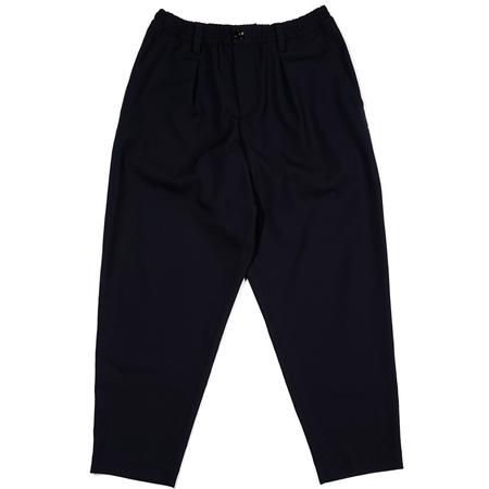 Marni Tropical Wool Trousers - Black