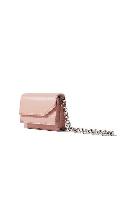 Hanwen Naomi Mini Bag - Blush